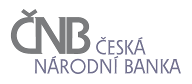 Licenses of Czech National Bank